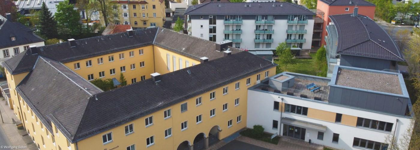 Ansicht Kirchenmusikhochschule